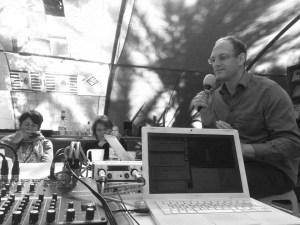 Coffee with Marcus Gammel, artiste et producteur radio, en direct de La Serre