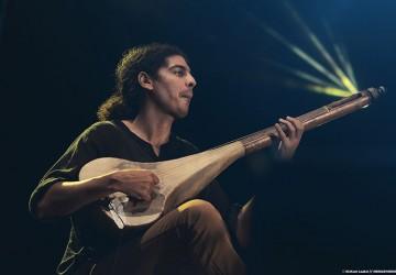 Mahmoud Chouki en tournée à Marrakech suite à la sortie de son premier album