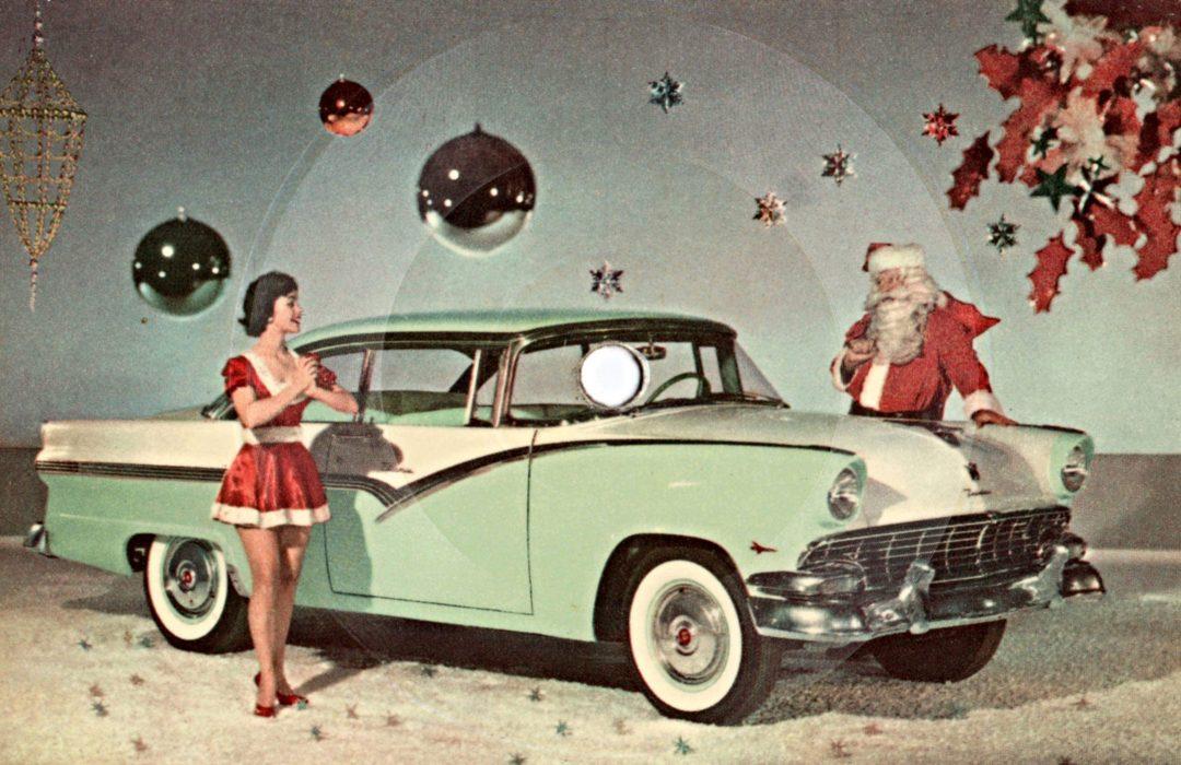 Playlist de saison : La Bougeotte de Noël