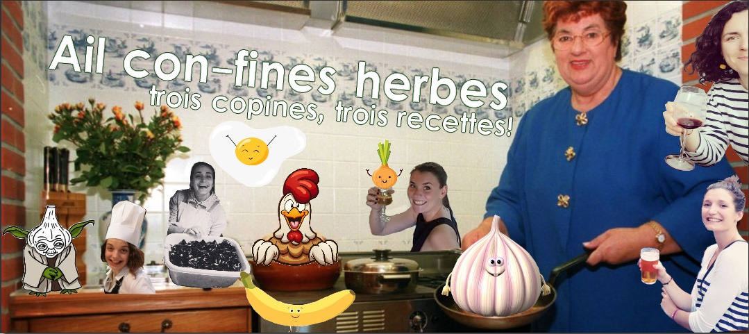 Ail'CON Fines Herbes : recettes simples pour un confinement heureux